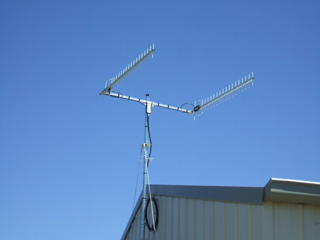 Twin Peak Pro working yagi